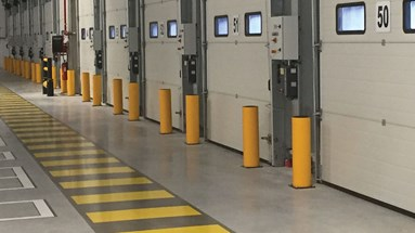 Safety in design for new retail distribution centre
