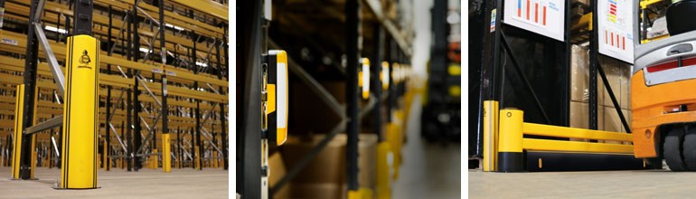 Warehouse Racking Protection Types Of Protection