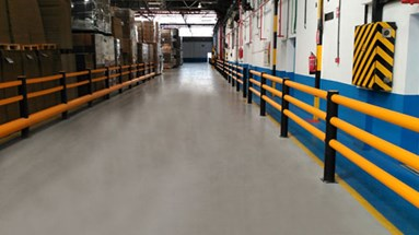 Leading personnel protection for Smurfit Kappa manufacturing plant