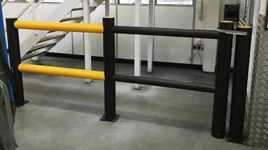 A-SAFE guardrails save global condiments manufacturer from costly infrastructure changes