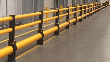Combined traffic protection at DHL