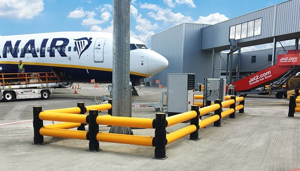 Airport Safety Barriers