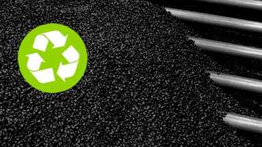 Sustainable Investment Recyled Polymer Black