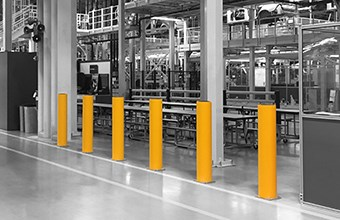 Concrete And Steel Bollards Listing Image
