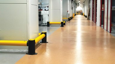 Hygienic protection for pharmaceutical company