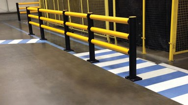 Safeguarding solutions for Nissan's largest UK production plant
