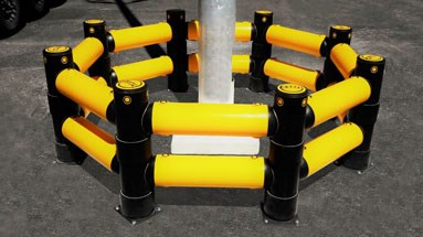 Traffic Barrier Airport Customisable