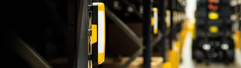 Types Of Warehouse Racking Protection Monitoring Tech