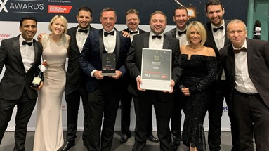 Prestigious Manufacturing Award win for West Yorkshire Manufacturer