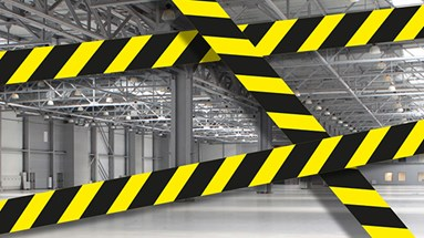 No operational disruption with building column protectors