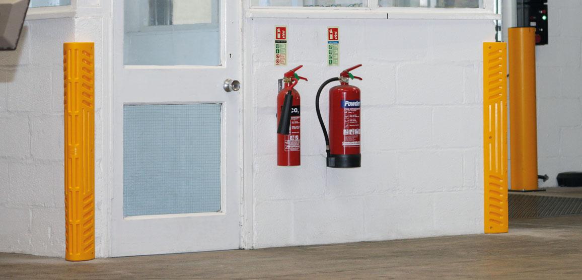 FlexiShield Corner Guard Wall Protection Corner Protection