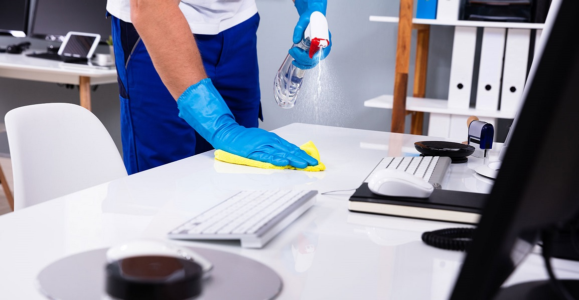 A SAFE Hygiene And Safety In The Workplace Cleaning Your Facility Image 1